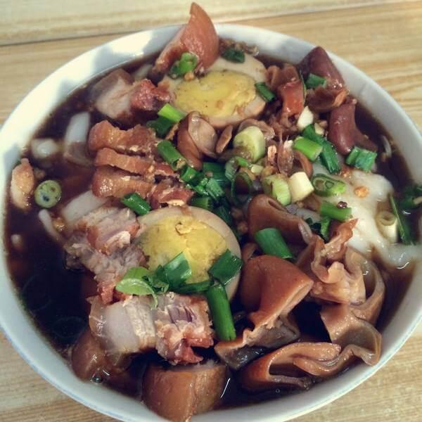 潮汕小吃之粿汁
