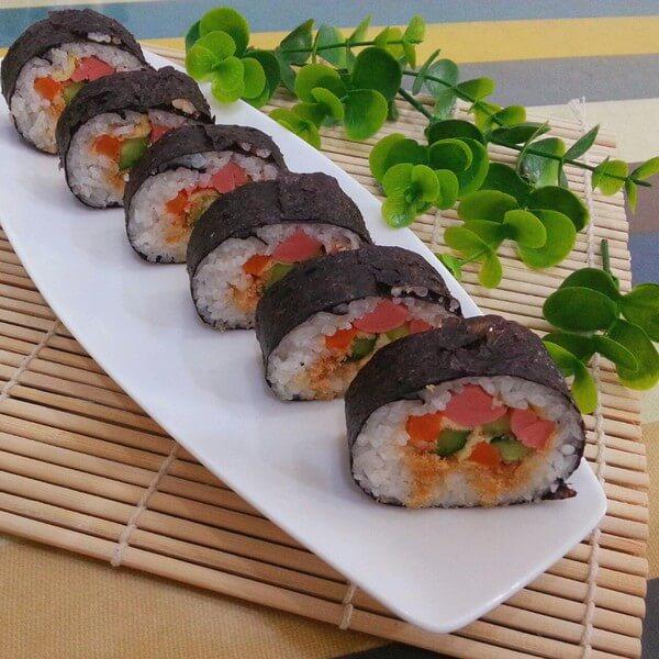 菜青虫寿司