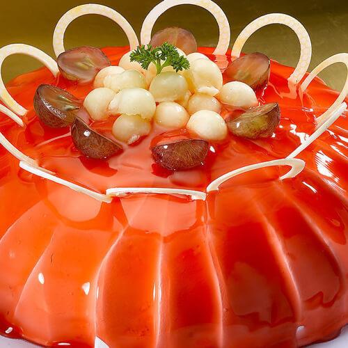 花儿朵朵蛋糕