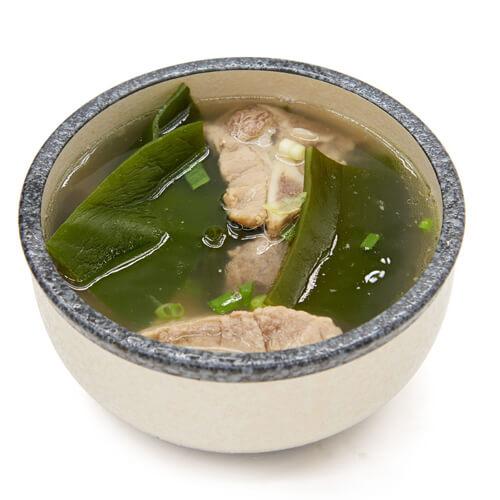 冬瓜海带瘦肉汤