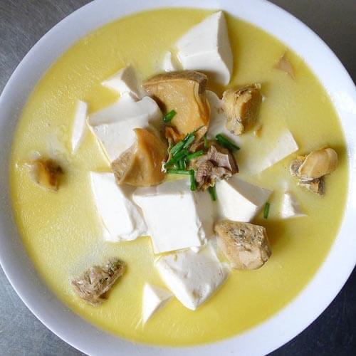 三丝豆腐汤