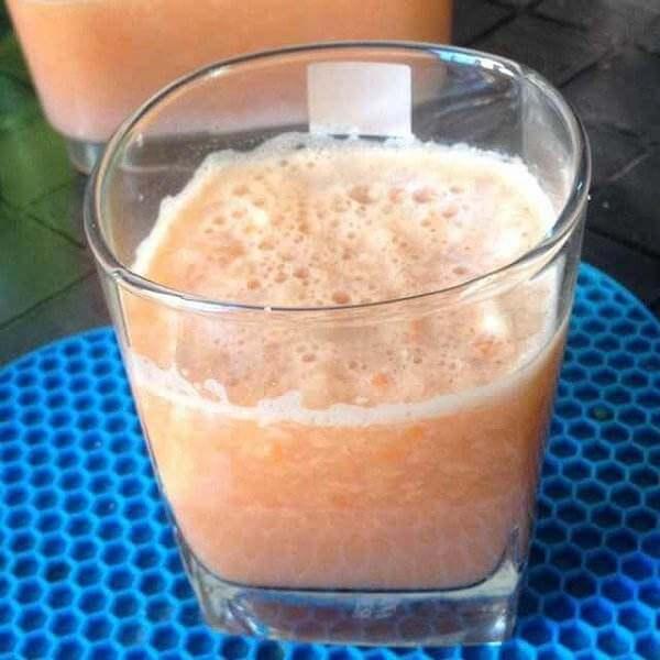 伊丽莎白胡萝卜汁