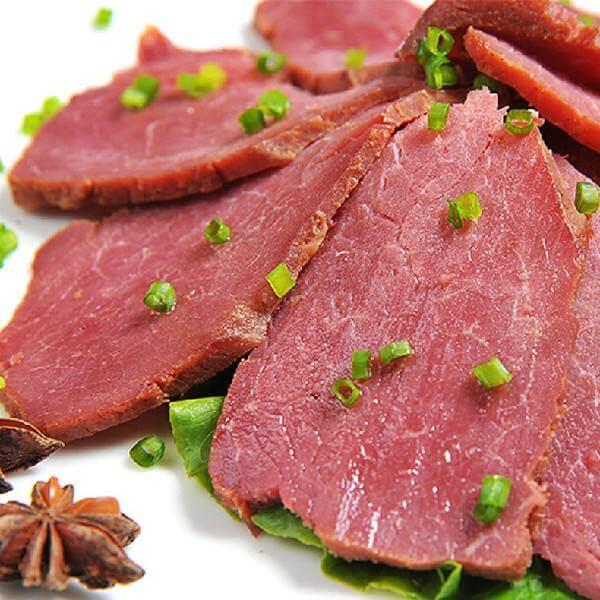 #回忆#卤干切牛肉