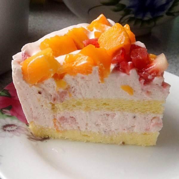自制酸奶蛋糕