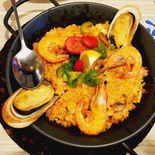 姜葱咸鱼炒饭