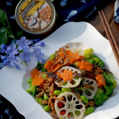 清汤杂蔬火锅