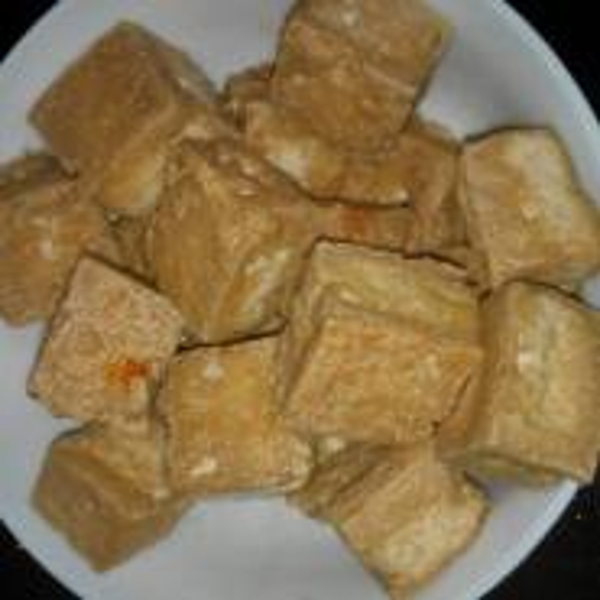 油炸豆腐块