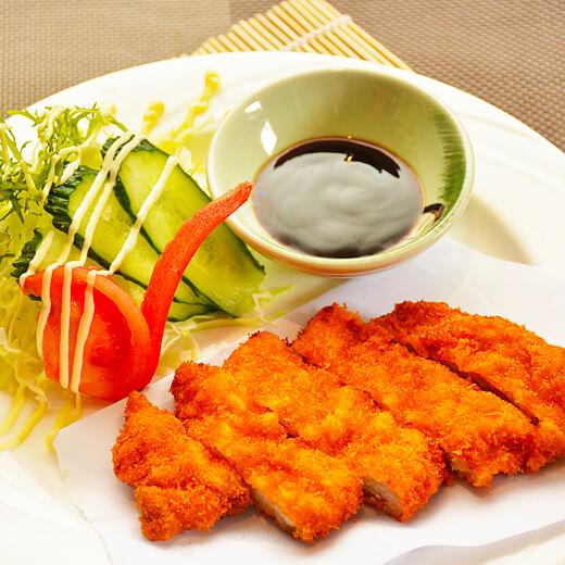 日式炸猪排饭