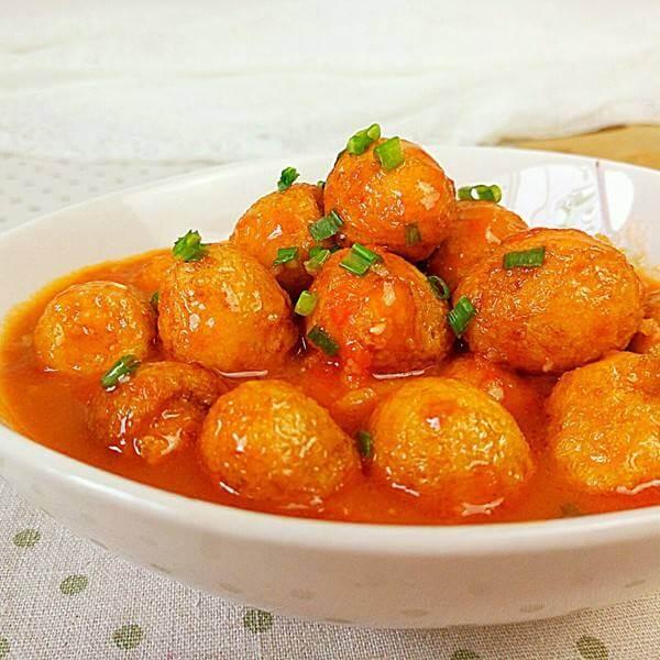 番茄煎鹌鹑蛋