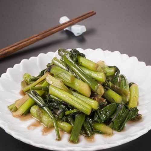 素炒紫菜苔