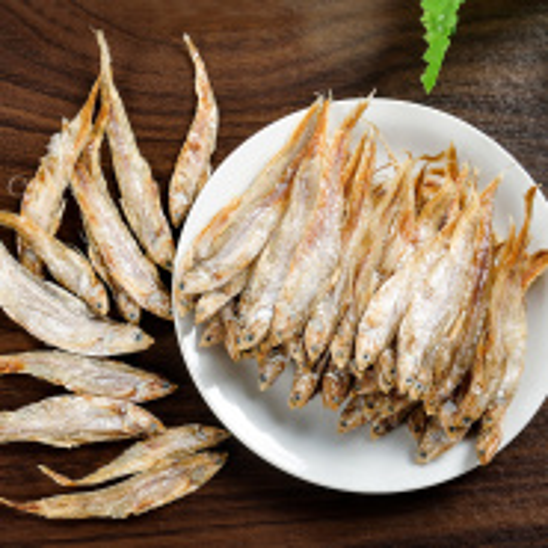 香脆凤尾鱼
