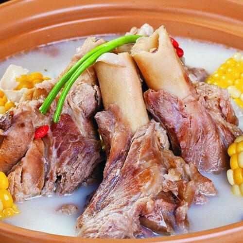 节瓜玉米骨头汤