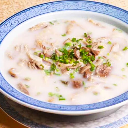 菠菜羊肉汤