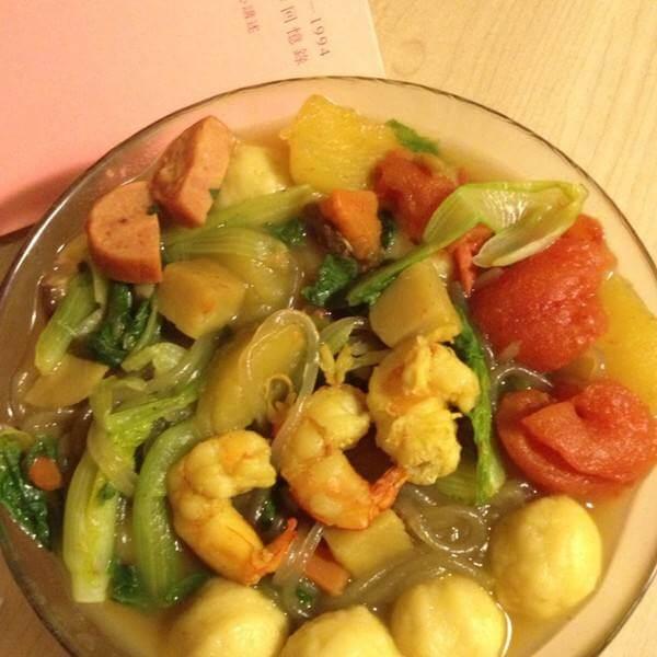 清炒生态白菜