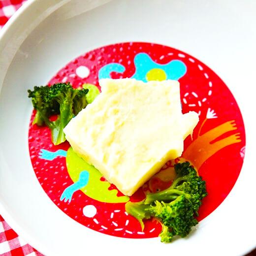 乳酪红薯泥