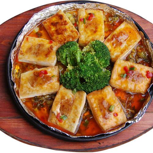 香辣酿豆腐