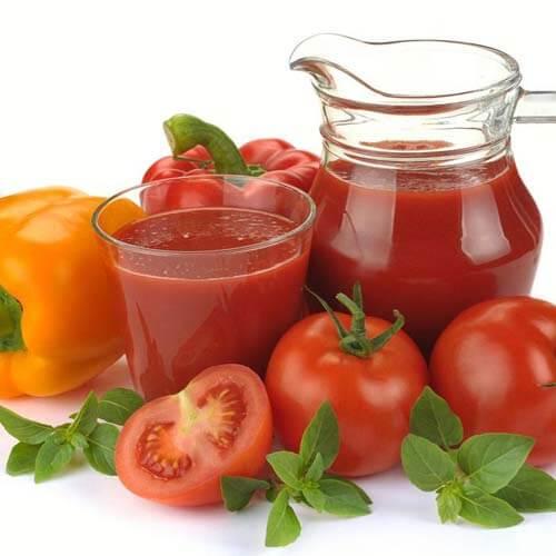 白菜番茄蜜饮