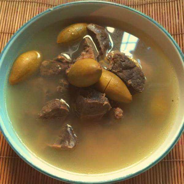 野山椒酸菜猪肺汤
