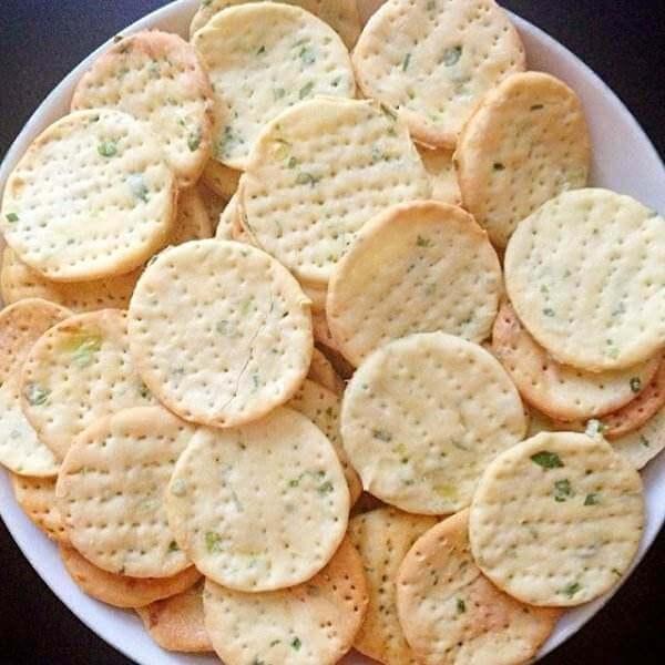 香葱奶盐苏打饼干