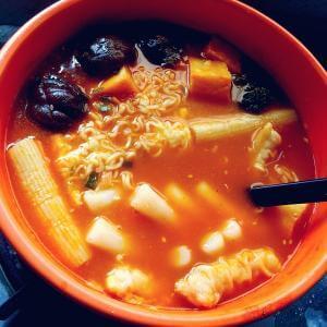 营养汤 年糕瘦肉汤
