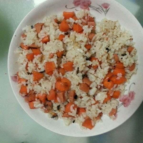 花菜炒大米粿