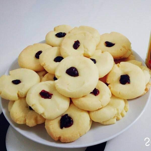 常吃不腻的柠檬黄油饼干