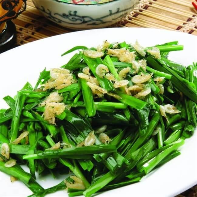好吃的香草韭菜