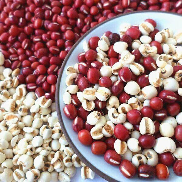 自制红豆薏米饮