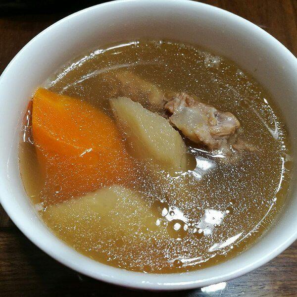 易做的粉葛猪骨头汤