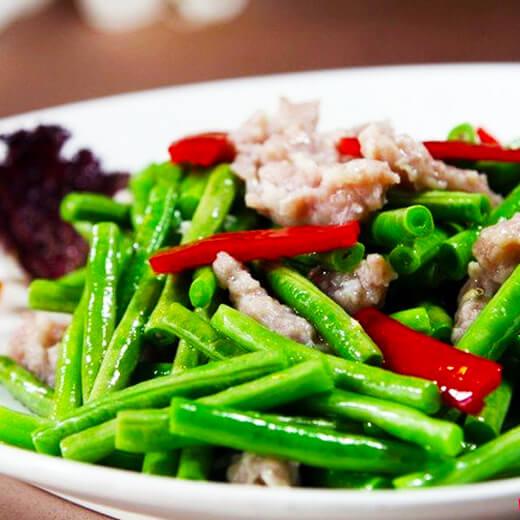 四季青炒肉