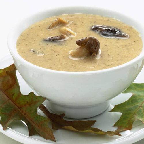 什锦蔬菜蘑菇汤