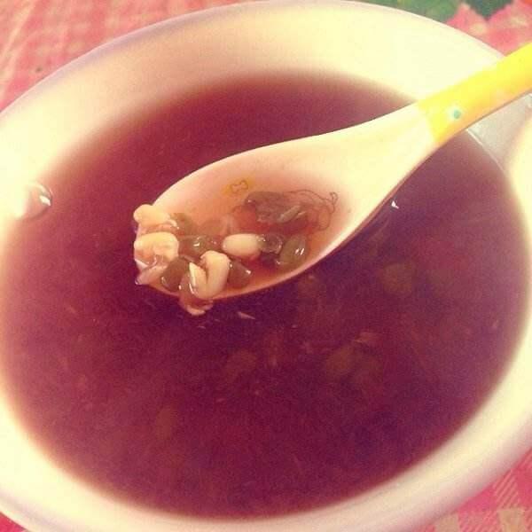 猕猴桃绿豆汁