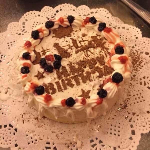 草莓生日蛋糕两款