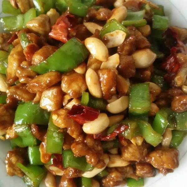 蚝油青椒肉丁