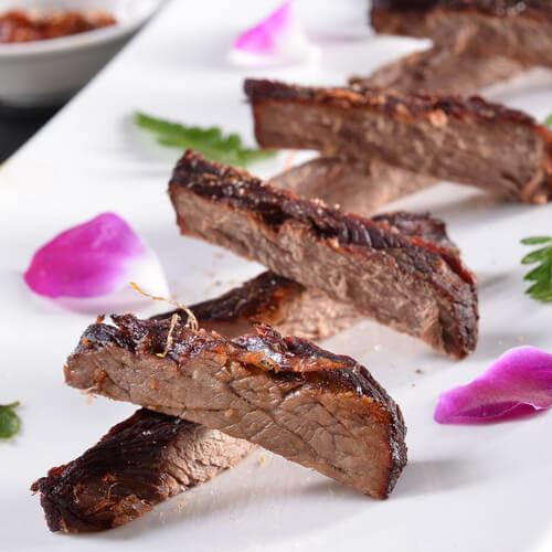 香酥椒盐牛肉