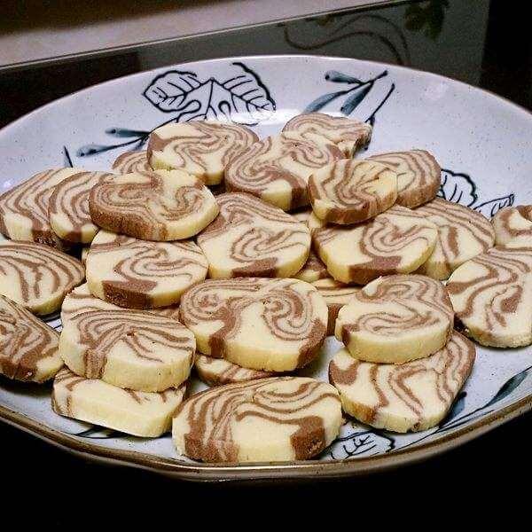 抹荼云石饼干