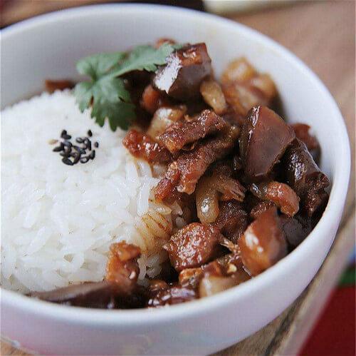 鲜菇炒瘦肉