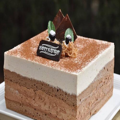 慕斯蛋糕蛋糕