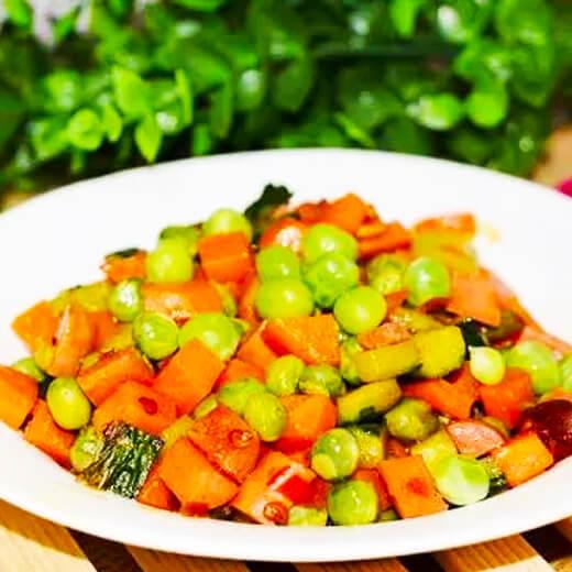 玉米蔬菜粒