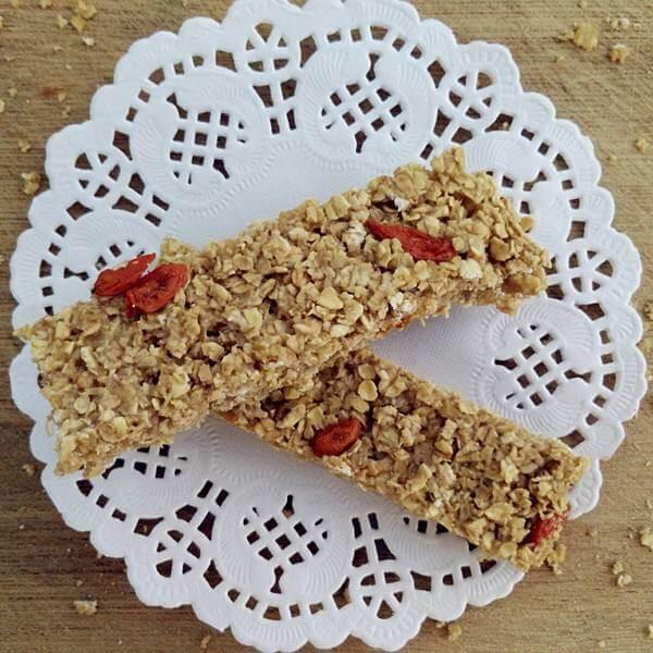 酸甜燕麦饼