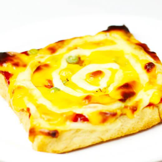 田园芝士披萨