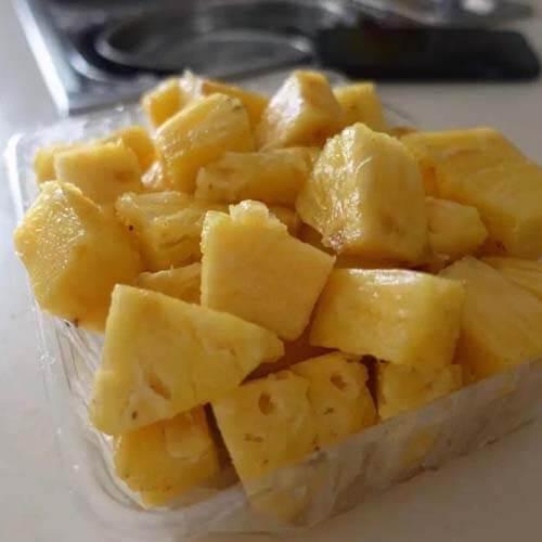 菠萝苹果罐头