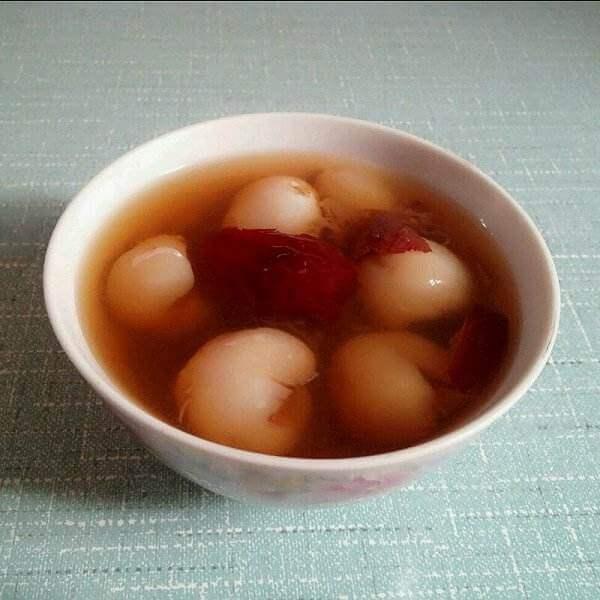 荔枝红枣水