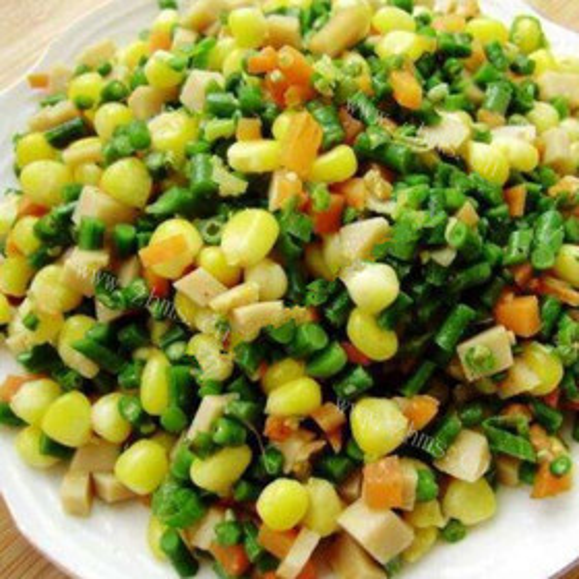 五香豇豆粒