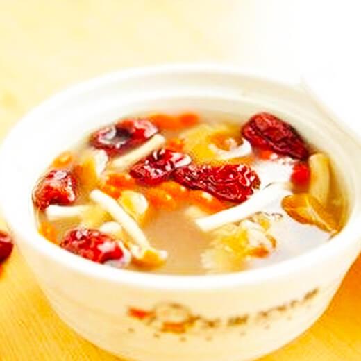 易做的红枣双银汤