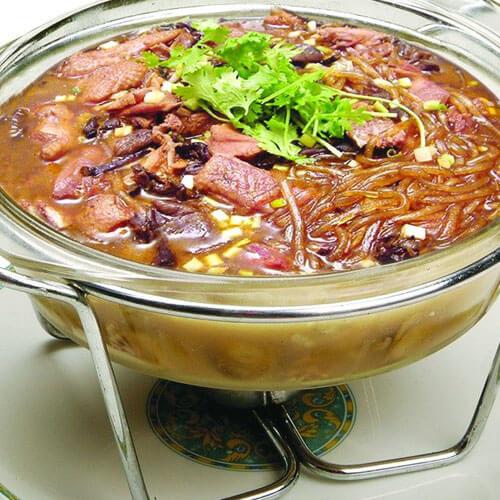 西洋菜煮粉丝