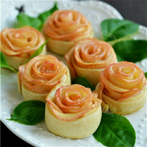苹果玫瑰圈