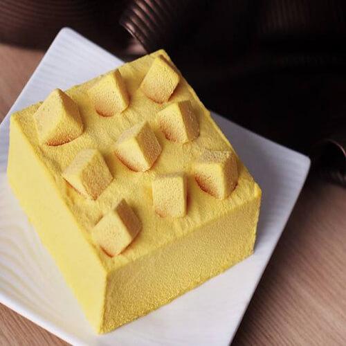 【自制】芒果乳酪酱