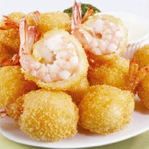 美味金虾珠