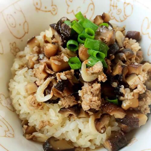 花生糯米饭